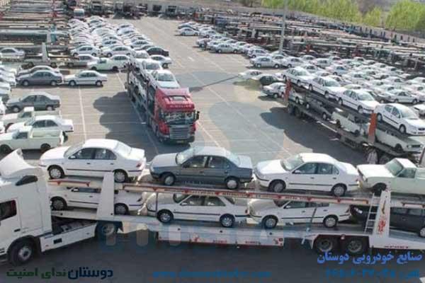 قیمت 18 خودرو اول بهمن ماه گران می شود؟