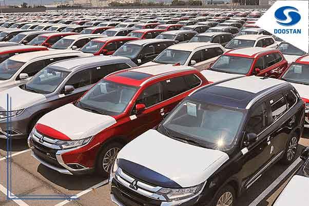 خودروهای خارجی هم قیمت خانه شدند
