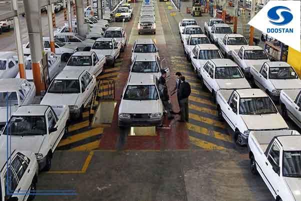 تولید خودرو پس از ۲ سال از رشد منفی خارج شد
