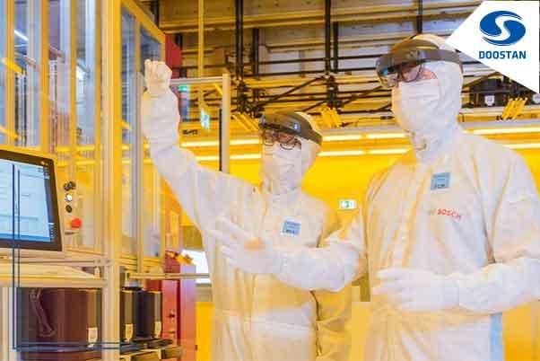 بوش کارخانه تراشه آلمان را با 1.2 میلیارد دلار افتتاح می کند