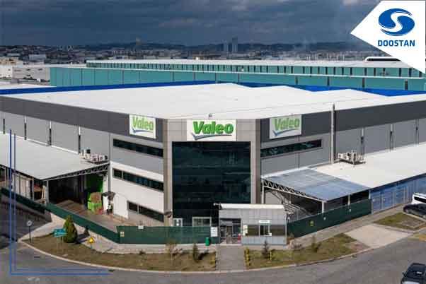Valeoبا فناوری ضد Covid-19 250 شاتل مسافرتی را برای کارمندان مجهز می کند